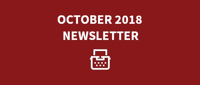 OCT2018-newsletter